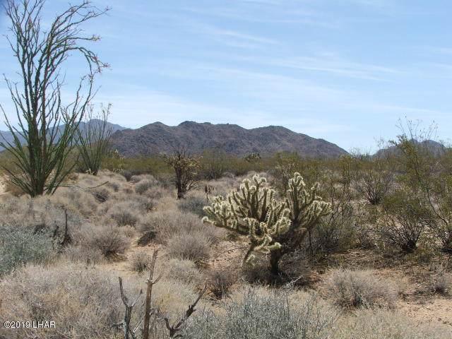 Parc 3539 E Cicio Rd, Yucca, AZ 86438 (MLS #1008397) :: Realty One Group, Mountain Desert