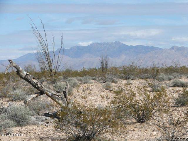 Parc 2820 S Gene Autry Rd, Yucca, AZ 86438 (MLS #1008400) :: Realty One Group, Mountain Desert