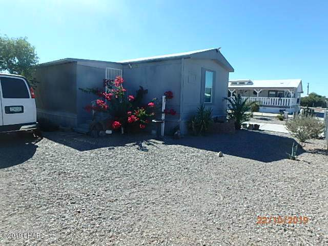 645 W Falcon Dr, Quartzsite, AZ 85346 (MLS #1008434) :: Realty One Group, Mountain Desert