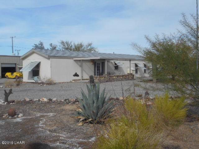 448 N Emerald Ave, Quartzsite, AZ 85346 (MLS #1008747) :: Realty One Group, Mountain Desert