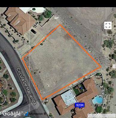 7020 Circula De Hacienda, Lake Havasu City, AZ 86406 (MLS #1009019) :: Realty One Group, Mountain Desert