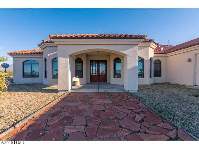 21038 S Cheyenne Rd, Yucca, AZ 86438 (MLS #1009080) :: The Lander Team