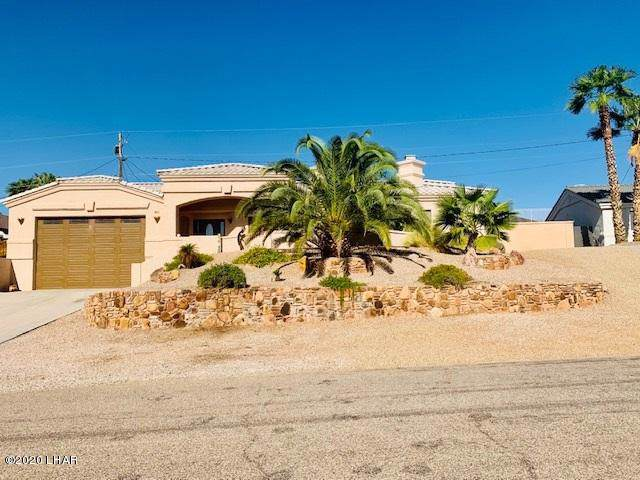 961 Eager Dr, Lake Havasu City, AZ 86406 (MLS #1009545) :: The Lander Team