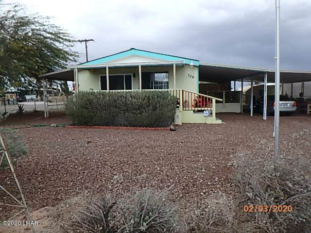 706 W Hagley, Quartzsite, AZ 85346 (MLS #1010127) :: Realty One Group, Mountain Desert