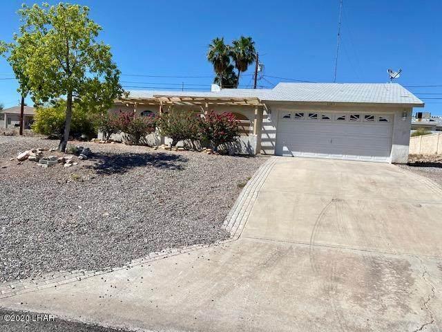 3365 Rocking Horse Dr, Lake Havasu City, AZ 86406 (MLS #1011297) :: The Lander Team