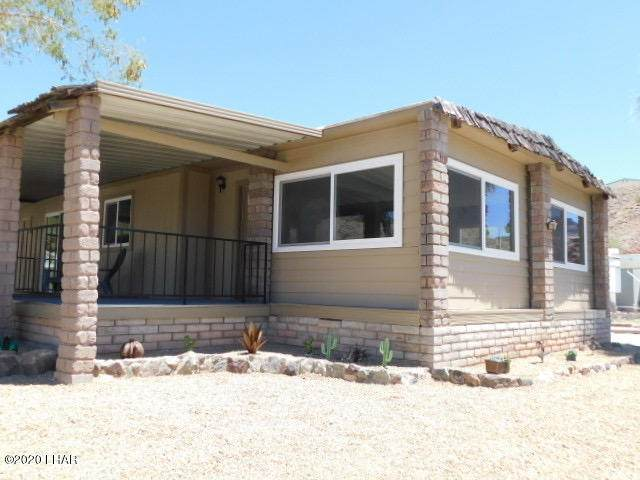 4625 Saguaro Cir, Parker, AZ 85344 (MLS #1011763) :: Realty One Group, Mountain Desert
