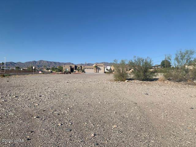 2600 Palo Verde Blvd S, Lake Havasu City, AZ 86403 (MLS #1011884) :: The Lander Team