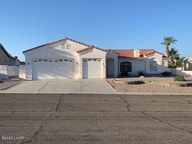 2368 Buckingham Blvd, Lake Havasu City, AZ 86404 (MLS #1012011) :: Realty One Group, Mountain Desert