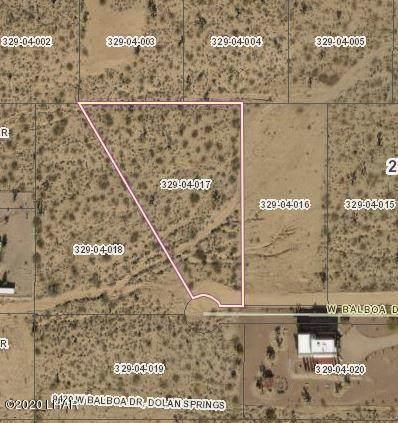 9419 W Balboa Dr, White Hills, AZ 86445 (MLS #1013004) :: Coldwell Banker