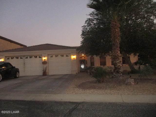 1034 Gleneagles Dr, Lake Havasu City, AZ 86406 (MLS #1013409) :: The Lander Team