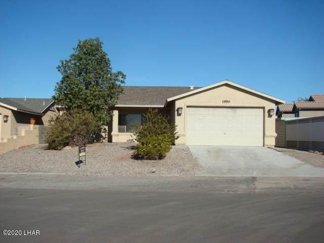 1950 Havasu Garden Dr, Lake Havasu City, AZ 86404 (MLS #1013478) :: Realty One Group, Mountain Desert