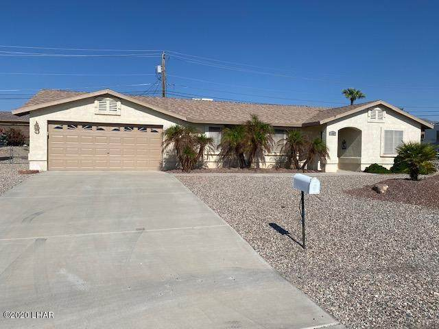 40 Lightning Ln, Lake Havasu City, AZ 86403 (MLS #1013479) :: Realty One Group, Mountain Desert