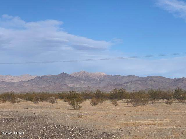 53565 E 65th St, Salome, AZ 85348 (MLS #1014453) :: Realty One Group, Mountain Desert