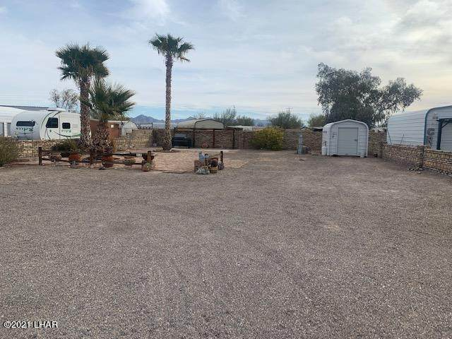 200 N Moon Mountain Rd Unit #32, Quartzsite, AZ 85346 (MLS #1014468) :: Realty One Group, Mountain Desert