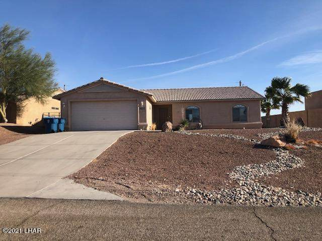 2210 Catamaran Dr, Lake Havasu City, AZ 86404 (MLS #1014583) :: Realty One Group, Mountain Desert