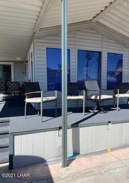 555 Beachcomber Blvd A66, Lake Havasu City, AZ 86403 (MLS #1015154) :: Realty ONE Group