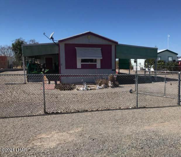 39968 Colorado Way, Salome, AZ 85348 (MLS #1015199) :: Coldwell Banker