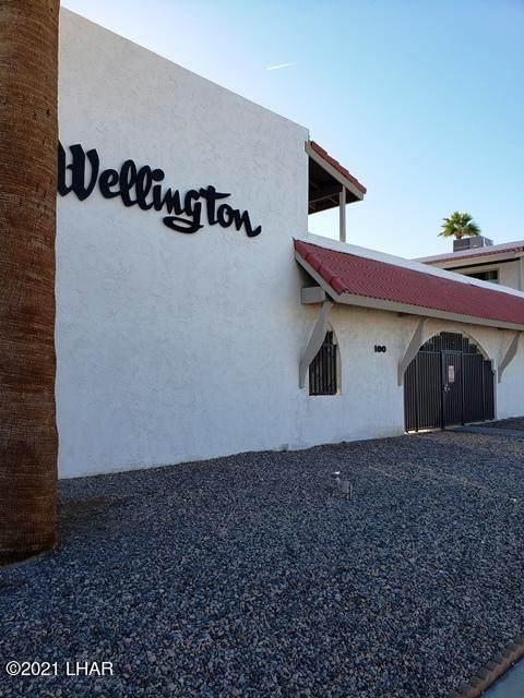 100 Mulberry Ave #103, Lake Havasu City, AZ 86403 (MLS #1015217) :: Realty ONE Group