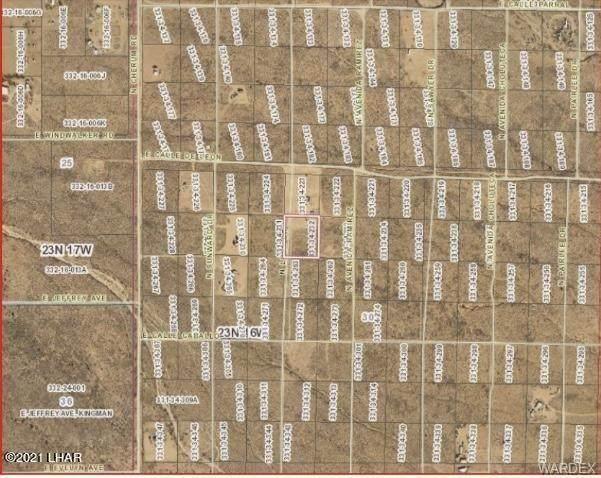 232 N Lola Drive, Kingman, AZ 86409 (MLS #1017626) :: Realty One Group, Mountain Desert