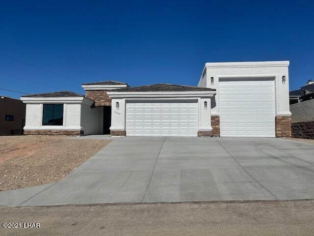 3225 Rustler Dr, Lake Havasu City, AZ 86404 (MLS #1018589) :: Realty ONE Group