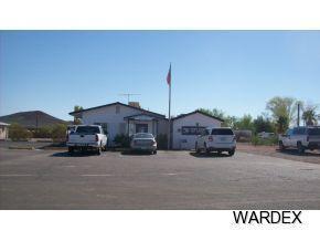 27665 Santa Fe, Bouse, AZ 85325 (MLS #934844) :: The Lander Team