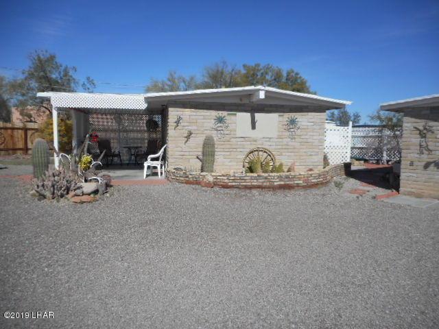 870 W Camel St, Quartzsite, AZ 85346 (MLS #1005661) :: The Lander Team