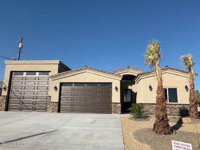 2730 Tradewind Dr, Lake Havasu City, AZ 86403 (MLS #1011208) :: Realty One Group, Mountain Desert