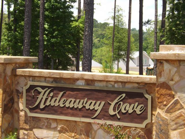 Lot 12 Hideaway Circle, Jacksons Gap, AL 36861 (MLS #18-1199) :: The Mitchell Team