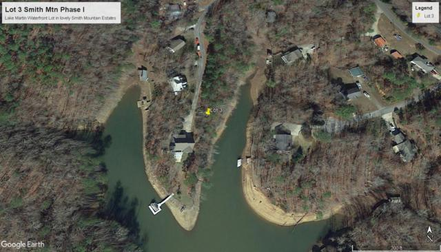 Lot 3 Tower Trail Smith Mountain, Dadeville, AL 36853 (MLS #19-402) :: The Mitchell Team