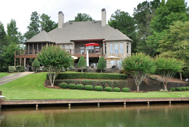 47 Oaks Knoll, Jacksons Gap, AL 36861 (MLS #19-414) :: Ludlum Real Estate