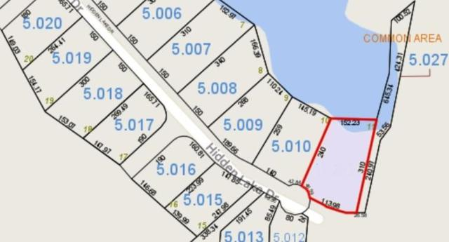 Lot 11 Hidden Lake Drive, Tallassee, AL 36078 (MLS #19-837) :: The Mitchell Team