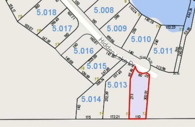 Lot 12 Hidden Lake Drive, Tallassee, AL 36078 (MLS #19-838) :: The Mitchell Team