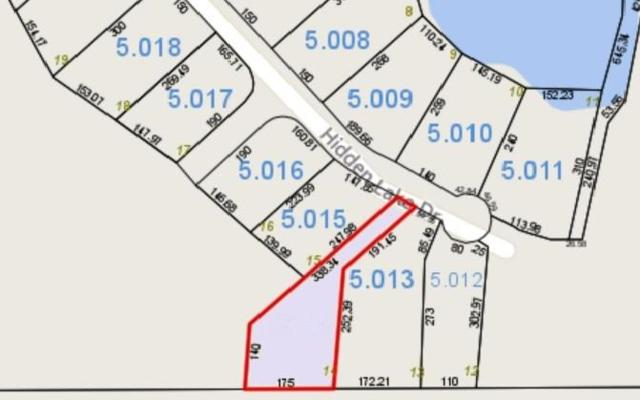 Lot 14 Hidden Lake Drive, Tallassee, AL 36078 (MLS #19-840) :: The Mitchell Team