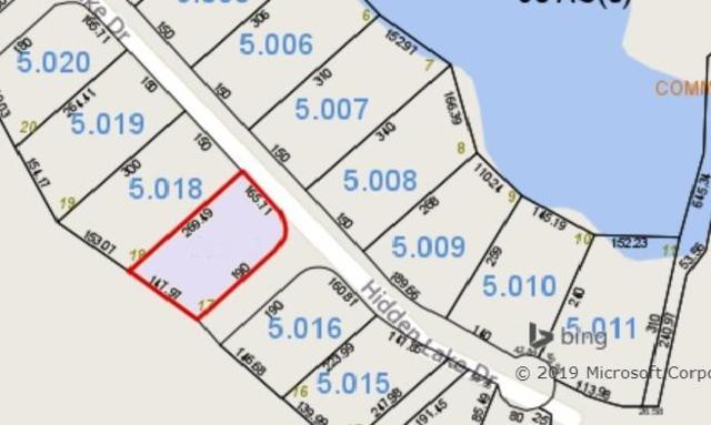 Lot 17 Hidden Lake Drive, Tallassee, AL 36078 (MLS #19-843) :: The Mitchell Team