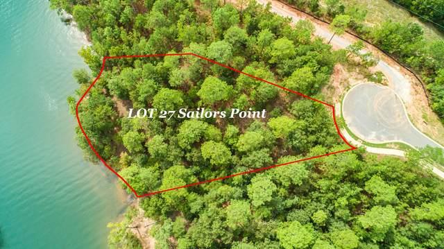 Lot 27 Sailors Pt, Alexander City, AL 35010 (MLS #20-1154) :: The Mitchell Team