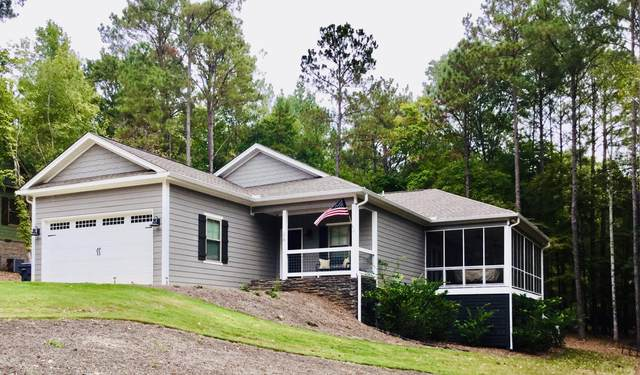 26 Mountain View Ln, Dadeville, AL 36853 (MLS #20-224) :: The Mitchell Team