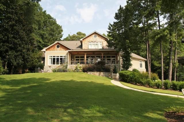 79 Shady Wood, Alexander City, AL 35010 (MLS #21-1007) :: Three Sixty {real estate}