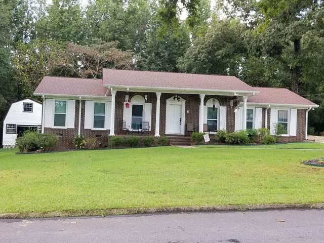 265 Windsor Dr, Alexander City, AL 35010 (MLS #21-1179) :: Three Sixty {real estate}