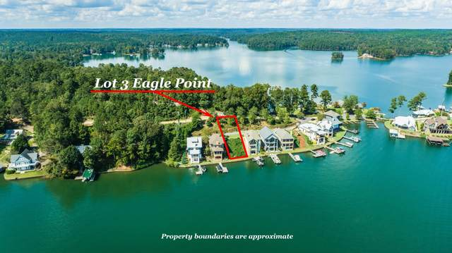 Lot 3 Eagle Point, Alexander City, AL 35010 (MLS #21-1216) :: Three Sixty {real estate}