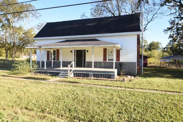 510 Chapman Rd, Goodwater, AL 35072 (MLS #21-1295) :: The Mitchell Team