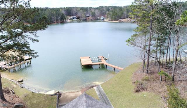 Lot 21 Shady Bay Drive, Jacksons Gap, AL 36851 (MLS #21-372) :: The Mitchell Team