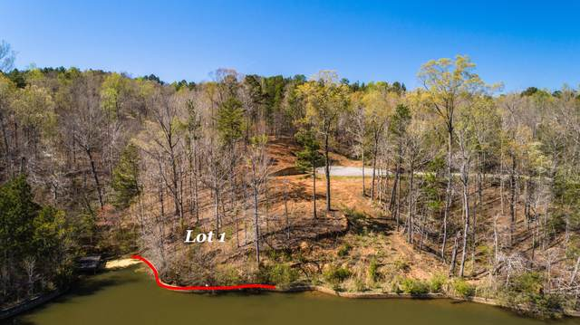 Lot 1 Scenic Shores, Jacksons Gap, AL 36861 (MLS #21-484) :: The Mitchell Team