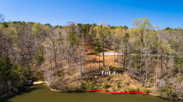 Lot 2 & 2B Scenic Shores Way, Jacksons Gap, AL 36861 (MLS #21-485) :: The Mitchell Team