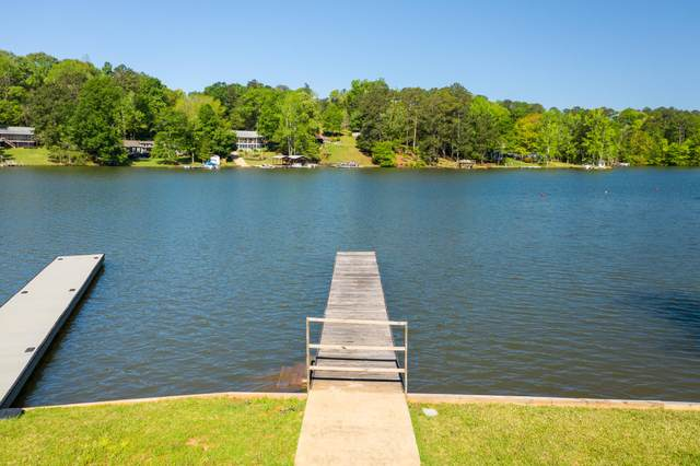 Lot 10 Hideaway Cove S/D, Jacksons Gap, AL 36861 (MLS #21-504) :: The Mitchell Team