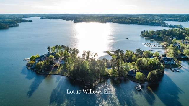 Lot 17 Willows End, Alexander City, AL 35010 (MLS #21-58) :: Real Estate Services Auburn & Opelika
