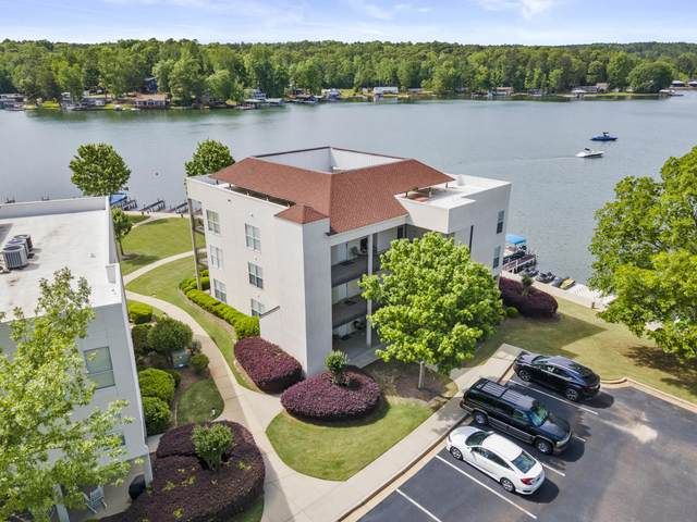 100 Bay Point, Unit 108 Dr, Dadeville, AL 36853 (MLS #21-581) :: The Mitchell Team
