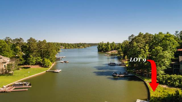 Lot 9 Paces Way, Dadeville, AL 36853 (MLS #21-591) :: The Mitchell Team