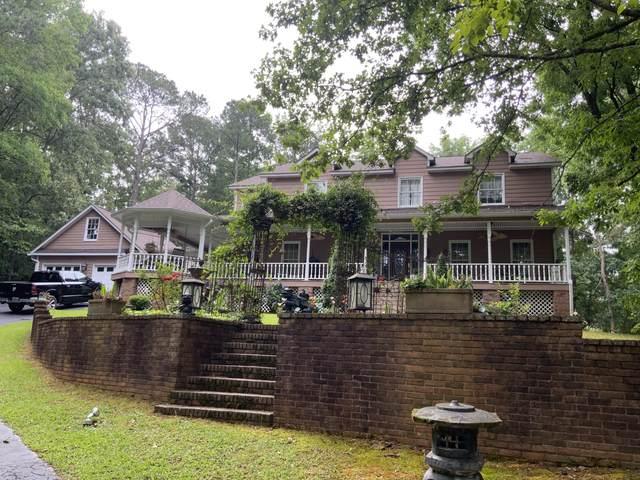 3011 Arrowhead Rd, Alexander City, AL 35010 (MLS #21-690) :: Real Estate Services Auburn & Opelika