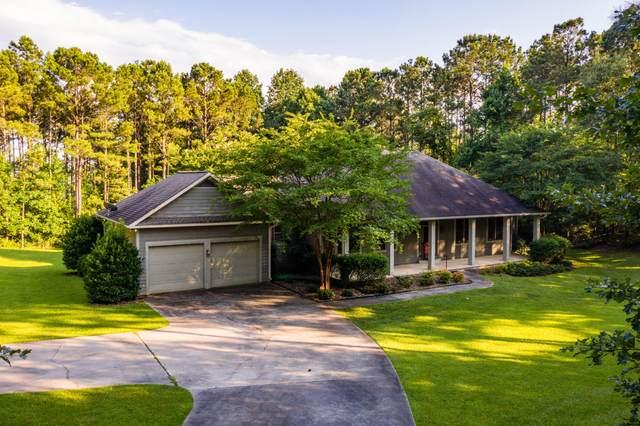 496 North Ridge, Alexander City, AL 35010 (MLS #21-782) :: Real Estate Services Auburn & Opelika