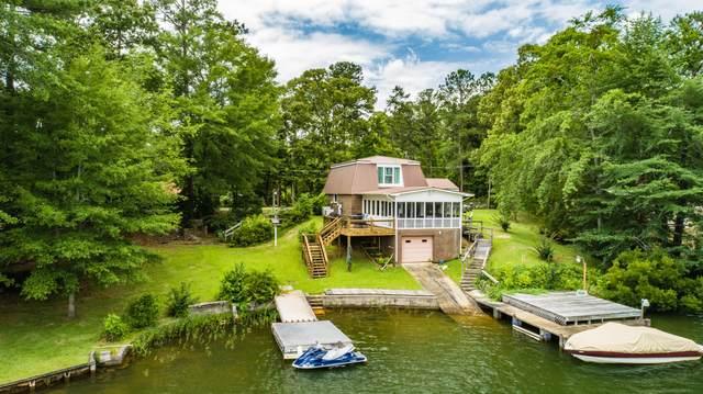 187 Pine Ridge Ln, Dadeville, AL 36853 (MLS #21-888) :: Real Estate Services Auburn & Opelika